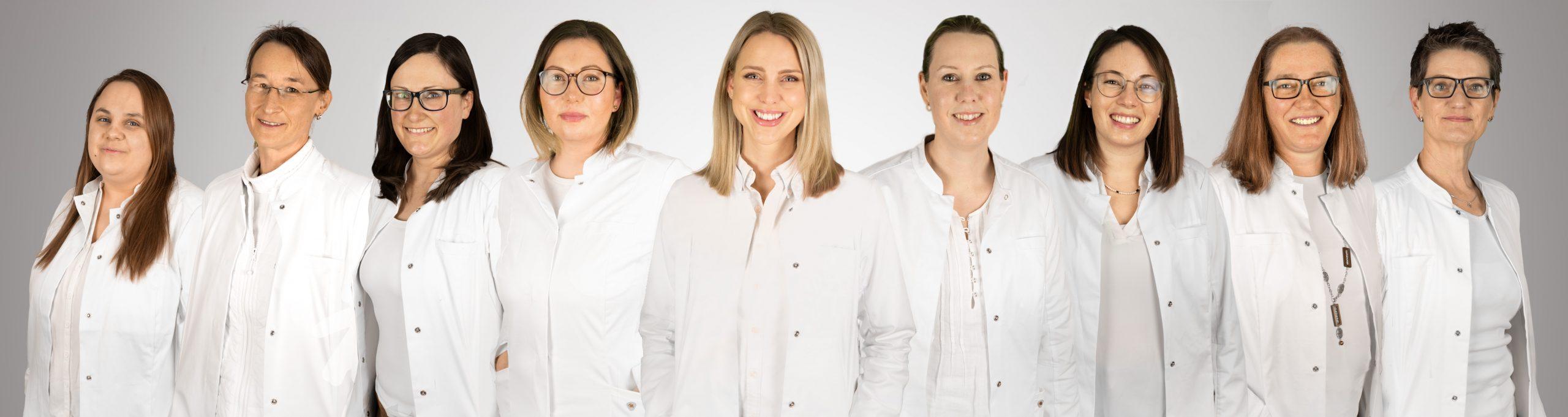 Teambild der Rosen Apotheke in Landshut